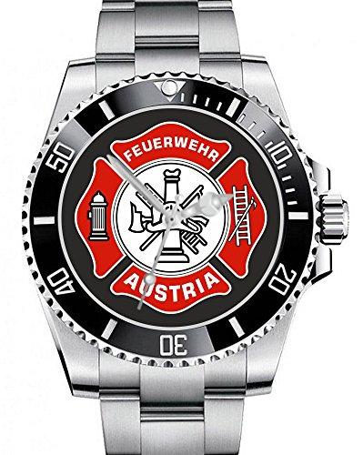 Feuerwehr Österreich Austria Armbanduhr 1299