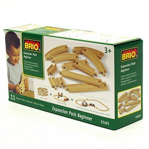 BRIO BRI-33401 Rail Expansion Pack Beginner