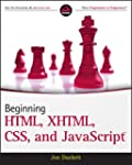 Beginning HTML, XHTML, CSS, and JavaS...