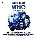 The First Doctor Box Set: Doctor Who: The Lost Stories Radio/TV von Morris Farhi, Nigel Robinson Gesprochen von: William Russell, Carole Ann Ford, John Dorney