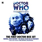 The First Doctor Box Set: Doctor Who: The Lost Stories | Morris Farhi,Nigel Robinson