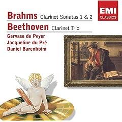 Clarinet Sonatas 1&2 / Clarinet Trio