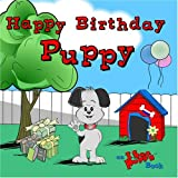 Happy Birthday Puppy: An I See Puppy Book