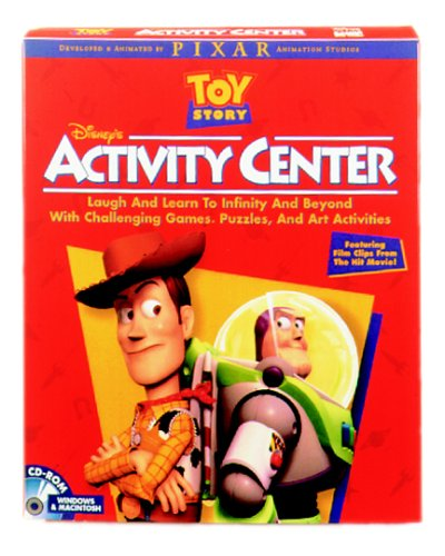 Toy Story Activity Center - Pc/Mac front-866537