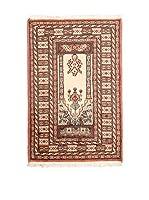 QURAMA Alfombra Kashmir Beige/Multicolor 119 x 75 cm