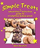 51J1EW57FWL. SL160  Simple Treats: A Wheat Free, Dairy Free Guide to Scrumptious Baked Goods