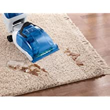 Hoover Quick and Light with Power Brush Carpet Cleaner, FH50030