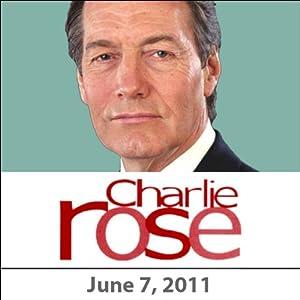 Charlie Rose: Walter Mossberg, William Drozdiak, Charles Kupchan, and Joseph Lelyveld, June 7, 2011 Radio/TV Program