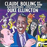echange, troc Claude Bolling Big Band - Black, Brown And Beige/A Drum Is A Woman