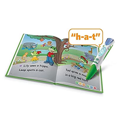 LeapFrog LeapReader Reading and Writing System by Leapfrog
