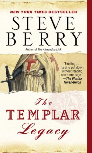 The Templar Legacy: A Novel, STEVE BERRY
