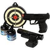 Umarex USA Walther Replica Soft Air P99 Dueler, Spring, Black
