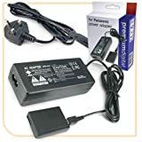 PremiumDigital Panasonic Lumix DMC-TZ20 Replacement AC Power Adapter