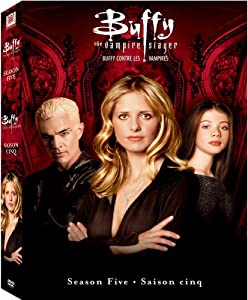 Buffy the Vampire Slayer: Season 5 (Slim Set)