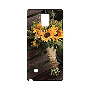 BLUEDIO Designer Printed Back case cover for Samsung Galaxy Note 4 - G5924