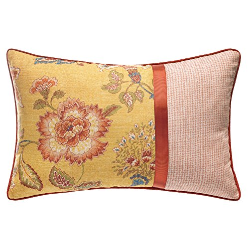 Jardin Boudoir Pillow by Croscill