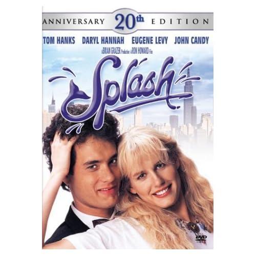 list of tom hanks movies. movies tom hanks splash