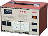 アップダウントランス 1000VA 110V⇔220V 変圧器 自動電圧安定器 日本製 ST1000W