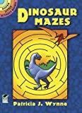 Dover Publications-Dinosaur Mazes (Dover Little Activity Books)