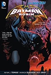 Batman & Robin, Vol. 1: Born to Kill (The New 52) (Batman and Robin)