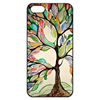 iPhone 5s Case,HYAIZLZ(TM) Design Slim Silicone Soft Case for iPhone 5 5s by HYAIZLZ