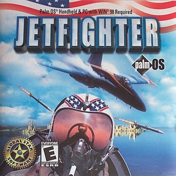 Jetfighter for Palm