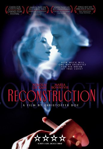 Cover art for  Reconstruction