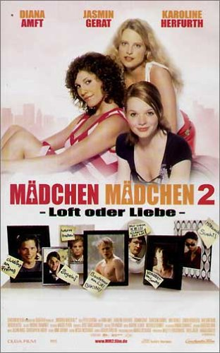 Mädchen Mädchen 2 - Loft oder Liebe [VHS]