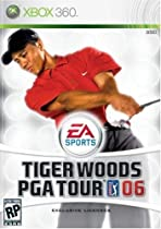 Tiger Woods PGA Tour 2006 - Xbox 360
