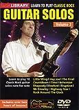 echange, troc Classic Rock Guitar Solos 3 [Import anglais]