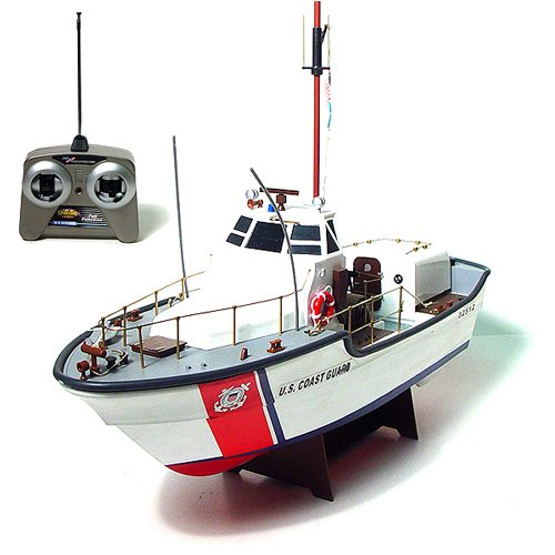 "Buy 18.5"" USCG 44-Foot MLB w/Figures (49 Mhz)"