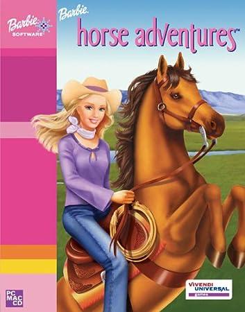 BestSeller Junior: Barbie Horse Adventure
