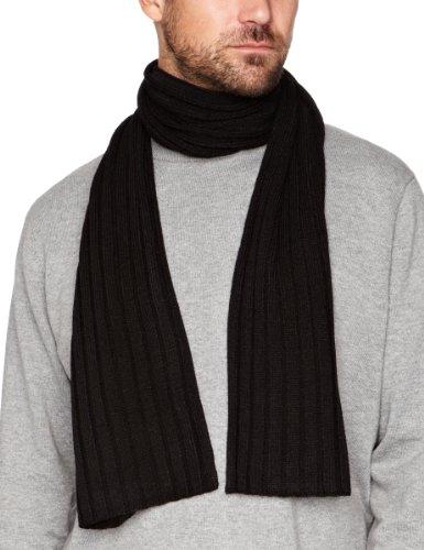 Isotoner Rib Knit Men's Scarf