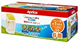 アップリカ 紙おむつ処理ポット におわなくてポイ 消臭タイプ 専用カセット 6個パック 09126 「消臭」・「抗菌」・「防臭」可 ランキングお取り寄せ