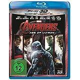 Avengers - Age of Ultron 3D + 2D [3D Blu-ray]