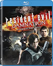 Resident Evil: Damnation (Bilingual) [Blu-ray]