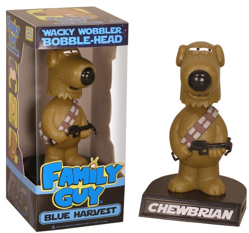 Picture of Funko ChewBrian Bobble-head Blue Harvest Figure (B0011MWLOE) (Funko Action Figures)