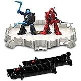 Battroborg Warrior Battling Robot Arena Samurai VS Ninja