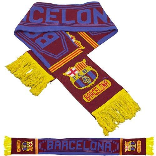 Barcelona Team Scarf