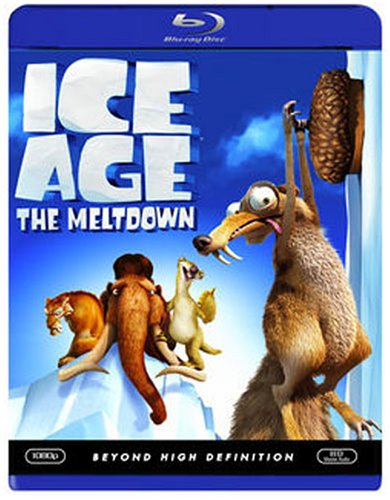Cover art for  Ice Age: The Meltdown [Blu-ray]