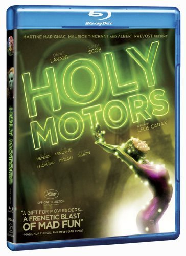 Holy Motors [Blu-ray] by Indomina (Holy Motors compare prices)