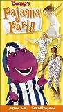 Barney - Barneys Pajama Party [VHS]