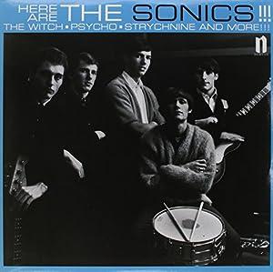 Here Are the Sonics!!! [Vinyl LP]