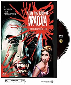 Taste the Blood of Dracula (Sous-titres français) [Import]