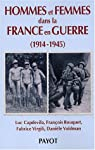Hommes et femmes dans la France en Guerre, 1914-1945 par Capdevila