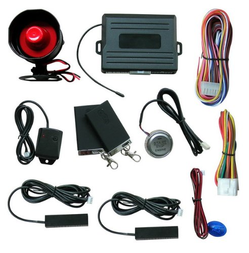 ! Buy Best: RFID Push Button Start Kit With Hands Free ...