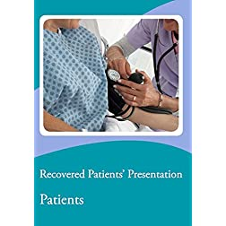 Recovered Patients' Presentation