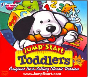 Jumpstart Toddler Classic (PC)