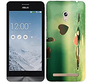 WOW Printed Designer Mobile Case Back Cover For Asus Zenfone 4.5 A450CG