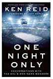 img - for One Night Only: Conversations with the NHL's One-Game Wonders book / textbook / text book